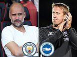 Manchester City vs Brighton Preview: Predicted lineups, match facts, odds and more