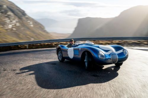 Ecurie Ecosse rebuild a blast from the past