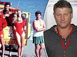 Actor Peter Phelps recalls his bizarre night watching the Super Bowl at David Hasselhoff's house