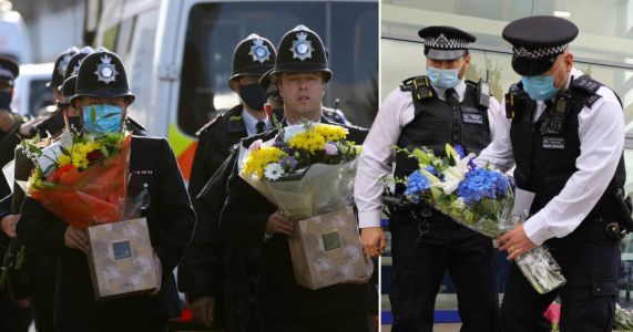 'Talented' police officer shot dead in station named as Sgt Matt Ratana, 54