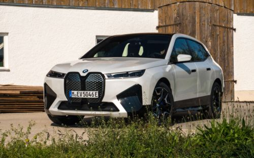 Forget the looks, love the tech: The $83,200 BMW iX electric SUV