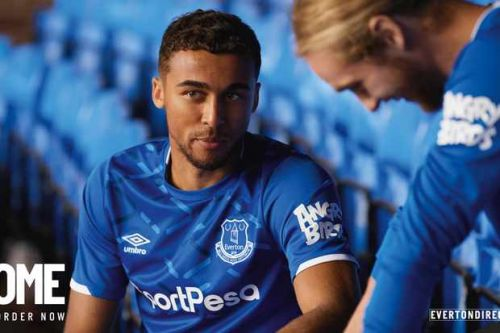 Everton kit 2019/20: First pictures of new Everton shirt -home kit unveiled