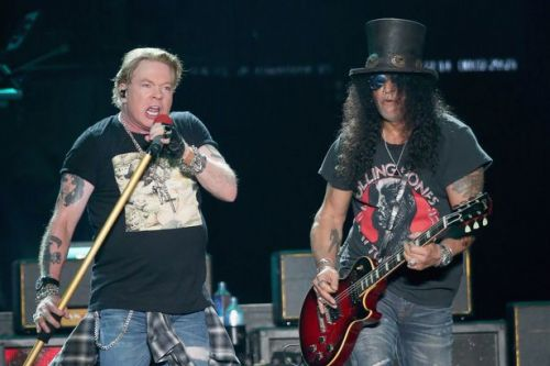 Guns N' Roses announce biggest ever Scottish show with classic line-up