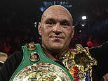 Tyson Fury's trainer claims Gypsy King went into his rematch with Deontay Wilder carrying injuries