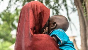 Child brides who escaped Boko Haram - but face stigma as they resettle