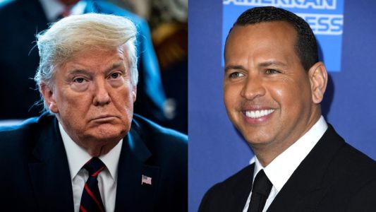 Trump reportedly called former Yankees player Alex Rodriguez to ask for his thoughts on handling the coronavirus outbreak