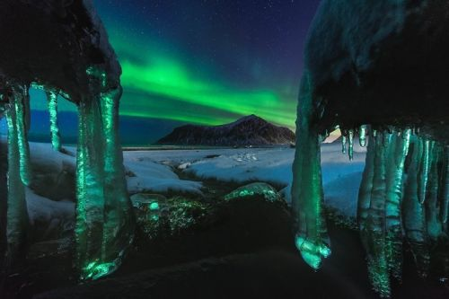 10 epic images from the Northern Lights Photographer of the Year Competition