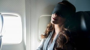 Struggling to snooze on a plane? This is the secret to a good flight's sleep