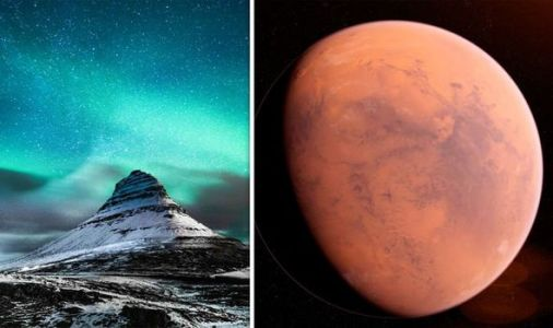 Life on Mars: Red Planet once had climate like Iceland which hints at habitability