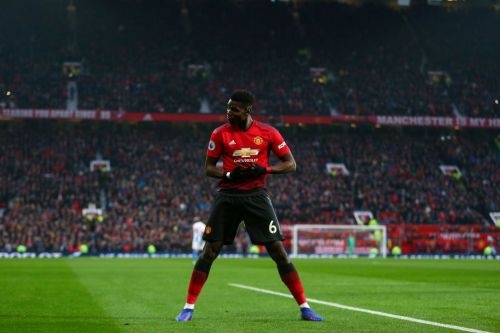 Paul Pogba ready to discuss new Manchester United deal after making u-turn on Old Trafford future