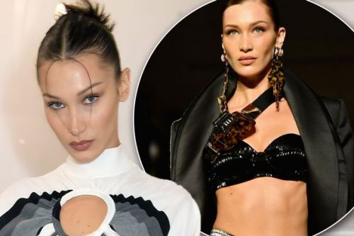 Bella Hadid accused of editing after being voted most beautiful woman in the world