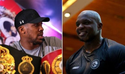 Boxing news: Anthony Joshua RULES OUT facing Dillian Whyte next - 'He had his opportunity'