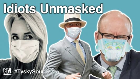 Idiots Unmasked