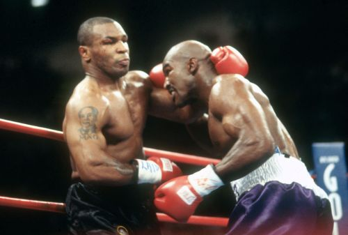 Evander Holyfield reveals the secret to beating Mike Tyson