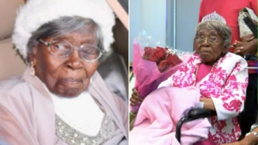 Woman with 200 great grandkids who is America's oldest person turns 116