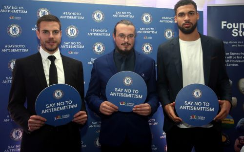 Five Premier League clubs join Chelsea in fight against anti-Semitism by adopting IHRA definition