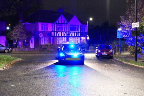Man charged with GBH after police officer allegedly mown down by car