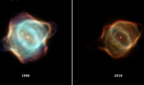 NASA news: Hubble captures 'unprecedented fading' of Stingray Nebula - 'Exceeding rare'
