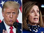 Trump says House Democrats have turned into Venezuela on steroids