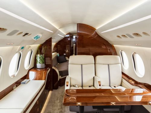 I sold private jet charter flights for a year. Here's the best way to book a flight on the exclusive aircraft