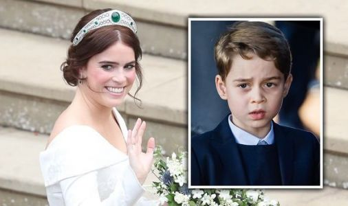 Prince George paved way for royal rule which benefits Princess Eugenie's baby