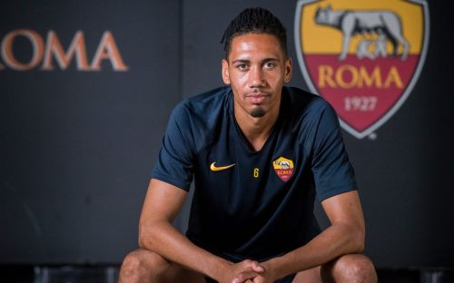 Chris Smalling: 'The easy decision was to stay at Manchester United. I'm at Roma to learn'