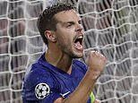 Chelsea 2-1 Lille: Abraham and Azpilicueta book last-16 spot