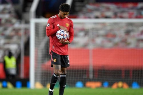 Rashford overtakes Mbappe to set new Champions League record