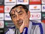 Roma 'still hope to bring Chelsea boss Maurizio Sarri back to Serie A'
