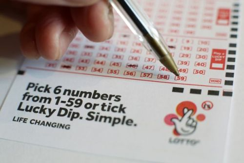 One lucky National Lottery winner scoops Saturday night's £7.4m jackpot