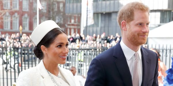 Meghan and Harry released a new photo of their son Archie for Father's Day