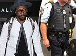 The Black Eyed Pea's will.i.am labels a Qantas staff member a 'racist flight attendant'