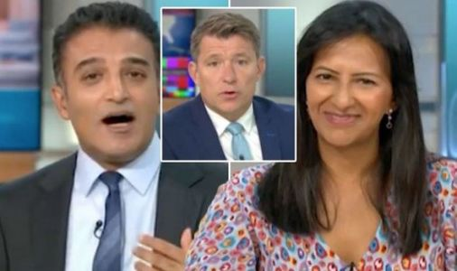 ITV GMB viewers 'switch' off show following Ben Shephard exit: 'I can't watch'