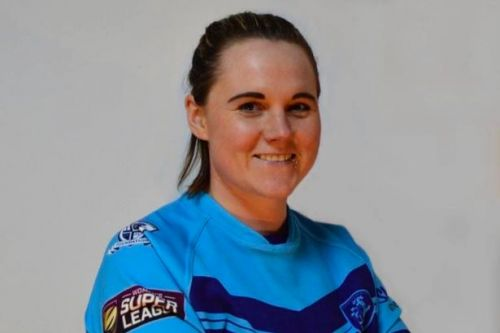 England rugby league and Featherstone Rovers star Natalie Harrowell dies, aged 29