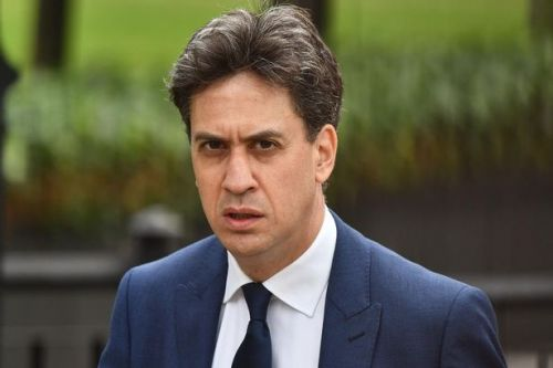 Ed Miliband returns to shadow cabinet in Keir Starmer's major reshuffle