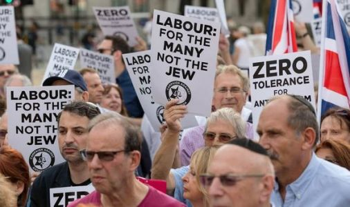 Labour facing 10-YEAR fight to 'win back trust' from Britain's Jews