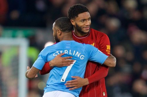 """Better than good"" - Jurgen Klopp offers update on Joe Gomez after Raheem Sterling row"