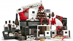 For a magical Christmas why not buy one of these decadent hampers?