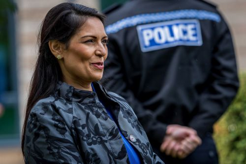 Priti Patel attacks Ben & Jerry's ice cream in row over migrant crossings