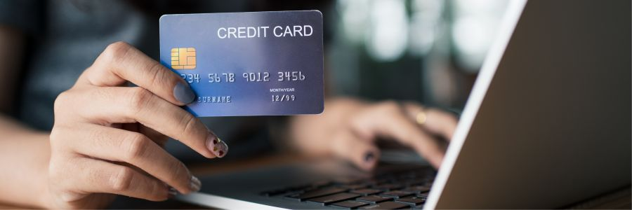 Who spends over £1,000 a month on credit cards?