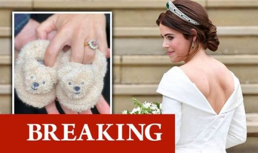 Princess Eugenie and husband Jack speak out on royal baby news in adorable Instagram post