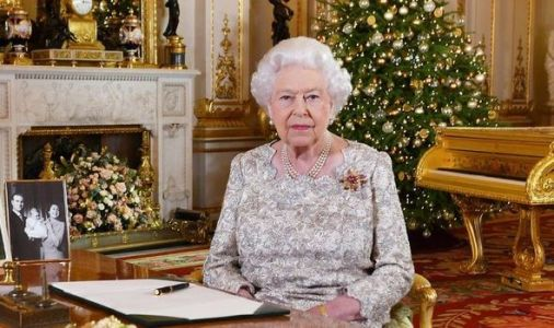 What TV channel is the Queen's TV speech this weekend?
