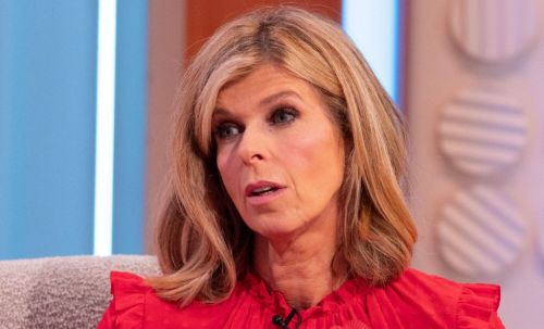 Kate Garraway plays Elton John to husband Derek Draper in hospital as music icon shares his support
