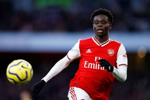 Arsenal 'accelerate Bukayo Saka' contracts talks after Man Utd and Liverpool interest
