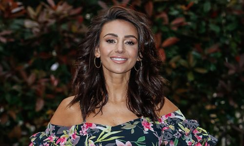 Michelle Keegan reveals the unexpected feature she and Mark Wright have in their garden