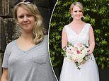 Brides loses 14 kilos in 10 months to fit into her dream dress
