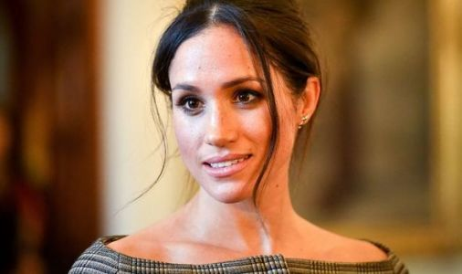 Meghan Markle urges students to 'rebuild' America in heartfelt speech