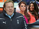 Harry Redknapp slams 'publicity'-hungry Coleen Rooney and Rebekah Vardy