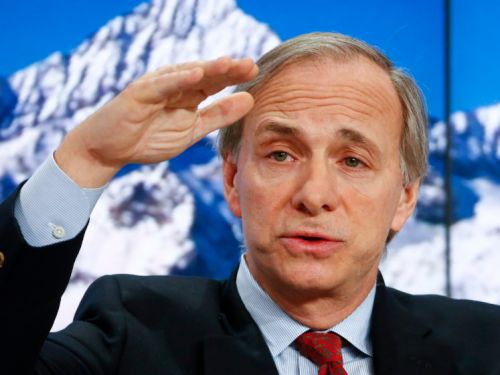 Bridgewater founder Ray Dalio says the US is on the 'brink of a terrible civil war' because of wealth gaps and political partisanship