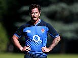 Rugby World Cup: Cipriani in shock omission from England squad for pre-World Cup camp
